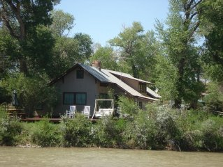 Ask about Eclipse rates on luxury log homes in Dubois
