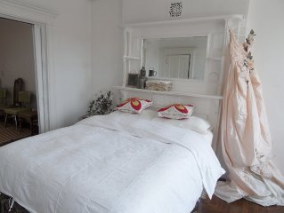 La Maison des sirenes 2,only 20mn away from Manhattan. Bohemian,comfortable