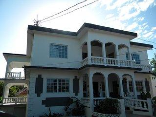 Negril - Jamaica.  8 Bedroom Villa Rental. Gorgeous pool, Housekeeper. Weddings