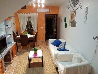 House near Mar Menor beaches attached, Santiago de la Ribera