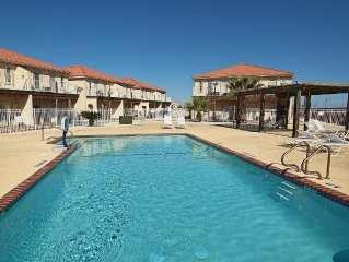 **Water View **Pool View **Walk to the Beach**- 3 BR 2.5 BTH - Sleeps 8