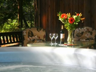 'Otter Creek'The Creek IS your backyard!Relax and Rejuvenate!
