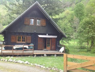 chalet style canadien