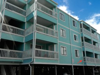 Book now for 2019 PRICING for '20! Beautiful beach condo 1st FL 3Bd/2.5Ba W/Pool