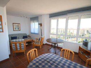 Apartamento Sant Joan - Apartamento para 6 personas en Cambrils
