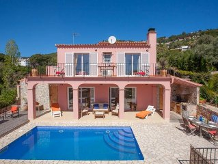 Villa in Aiguablava, Costa Brava, Spain