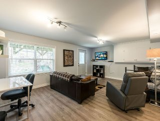 New Flat In Quiet Neighbourhood Close To Downtown