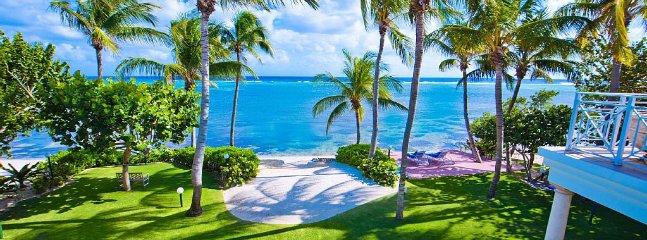 "7BR ""Tatenda,"" a Luxury Cayman Villas Signature Property"