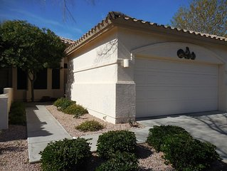 Beautiful, Fully Furnished Villa in Sun Lakes, AZ