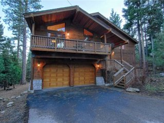 Newer Home with Large Deck, Gourmet Kitchen & Filtered Lake Views!