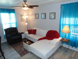 Bright & Breezy or Cozy & Cool, Set the Climate in this 'Keyless Entry' Condo