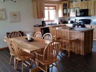 Family friendly summer rental at Northern Bay Resort