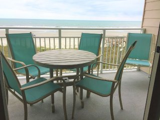 Oceanfront Condo, Stunning Views, 2 Bedroom 2 Bath,  West End of Island