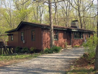 Beautiful Cabin Near Shenandoah River Outfitters!