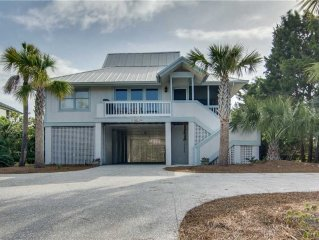 Beachside Ocean Park 2: 3 BR / 2 BA home in Isle of Palms, Sleeps 6