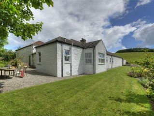 Spacious cottage on an estate where peace, privacy, fun and exploration abound