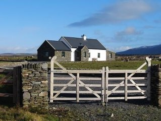 Patricks Beach House  direkt am Meer in Cahersiveen  County Kerry