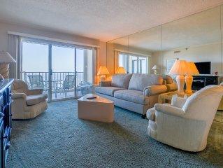 The Plaza Condominium offers indoor, outdoor & kiddie pools, whirlpool, sauna,
