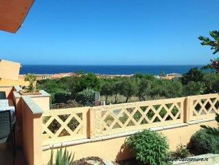 Villa Paola,nice seawiew, big garden