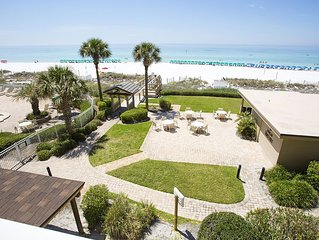 Large 2B/2B-On the Beach - Recently Updated; Free Beach Service, Covered Parking