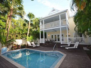 4 BR 3 FULL BATH VILLA SANCTUARY VILLA ON DUCK KEY