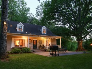 C'ville Country Retreat for UVa Events~Wine Tours~Family/Friends Reunions