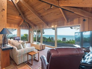 Ultimate oceanfront escape with panoramic cliff side views, 2 bedroom, 3.5 bath