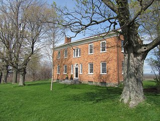 Charming Historic Home In The Finger Lakes Countryside - Reed Homestead