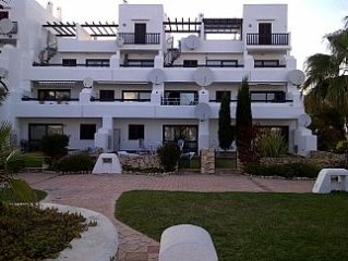 Ground Floor Apartment with Garden, 5 Split Communal Pools