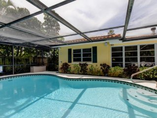 Sunset Beach House - 3 Bedrooms - Private Pool -  January Deals