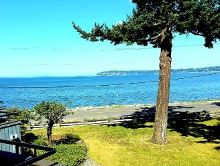 Spectacular Views At Seaside Story in Birch Bay