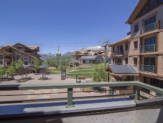 Blue Mesa Lodge #32A: 1 BR / 1 BA hotel room in Mountain Village, Sleeps 4