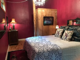 Bedroom With Private Bath Near Eastsound