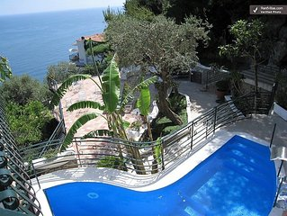 CHARMING VILLA near Positano with Pool & Wifi. **Up to $-1460 USD off - limited