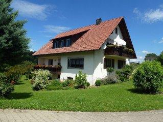 Ferienwohnung im Nebenhaus, 60 qm, 2 Schlafzimmer, max. 4 Personen