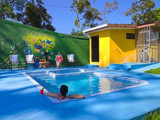 Fortuna's Best - The Pura Vida House - for large groups on a budget