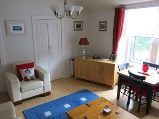 Struan House quality Apartment in the heart of Pitlochry