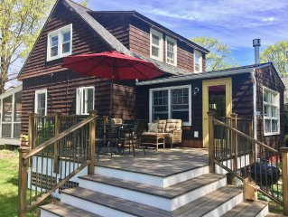 Adorable 3 BR Bungalow in Great Barrington - Great Cell Service!