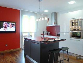 Friendly Rentals The Miramar Apartment in San Sebastian