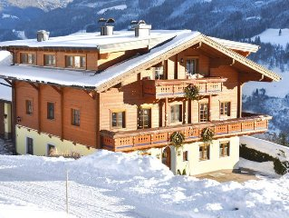 Apartment Hinterkerschbaum  in Taxenbach, Pinzgau - 12 persons, 4 bedrooms