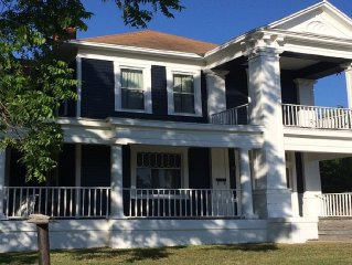 Built in 1900 Sanger Heights Area Home 1/2 block for Harp Design Co.