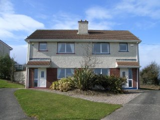 Holiday homes situated in Youghal town, overlooking the Blackwater Estuary