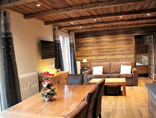 Beautiful 3-star 64 sq.m flat on Church Square with view, 50 m from the ski