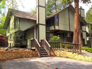 Closest lodging to Snow Summit Adventure Park