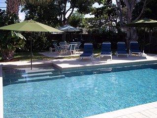 3/2, Pool, Garden, Beach, Dogs- World Top Dive/Snorkel Site, Rare Sea Creatures!