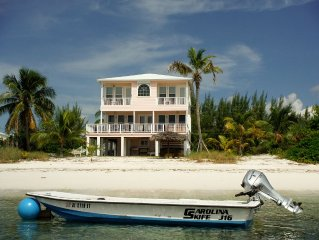 Luxury Oceanfront with HOT TUB - BOAT, kayaks, paddleboards included -PARADISE!