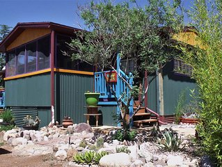Blue Moon Bungalows In Bisbee, Arizona