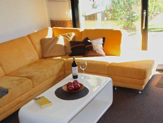 Komfort-Ferienhaus Aida, Strandnahe, Gute Ausstattung - Komfort-Ferienhaus Aida