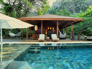 Barefoot Beachfront House  - Families Vacations-