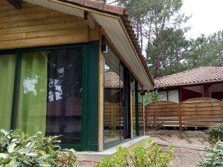 Charmante maison de vacances sous les pins/ 2 vélos